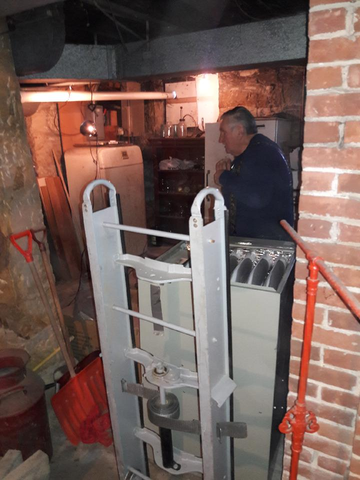 Tionesta Pennsylvania New Installation of Furnace