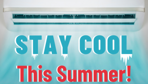Stay Cool This Summer! ❄️