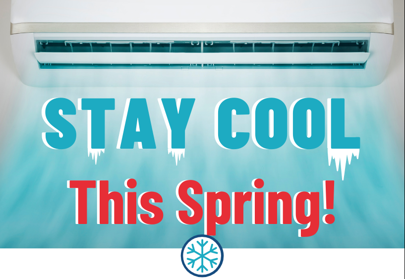 Stay Cool This Spring ❄️