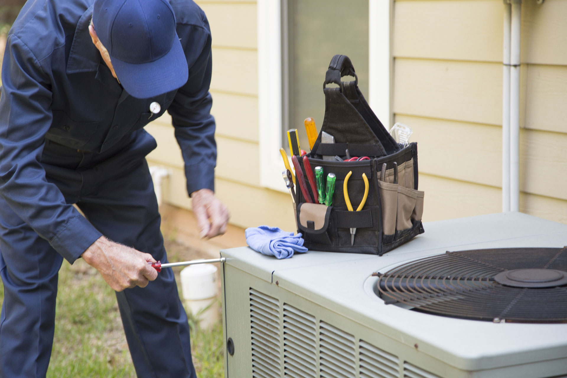 Is Your AC Ready For The Warm Weather?