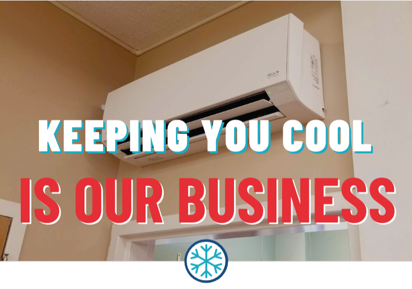 Read more about the article Keeping You Cool Is Our Business! 😎