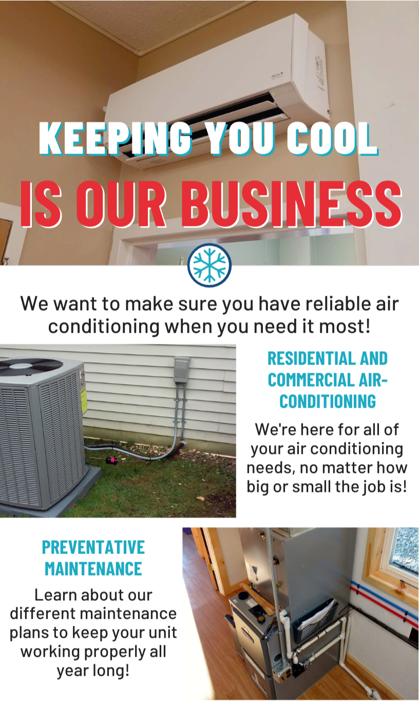 Keeping You Cool Is Our Business! 😎 5