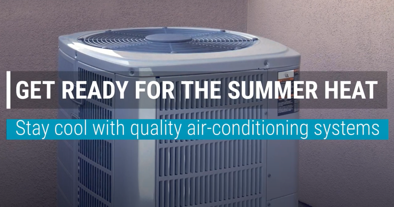 Read more about the article Beat the Summer Heat!