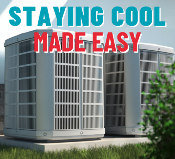 Read more about the article Stay Cool This Summer! ❄️